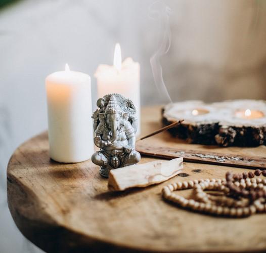 Hverdagsritualer, ritual, ganesh, ceremoni, hellig