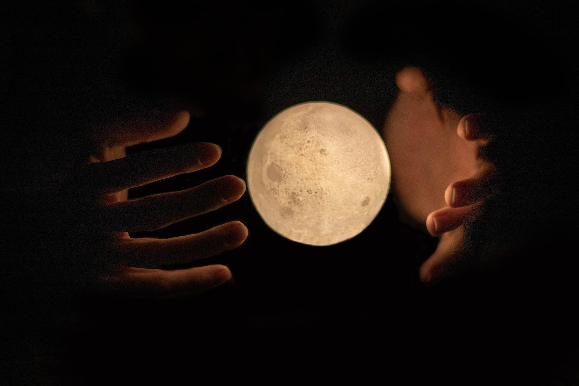Fuldmåne, ildceremoni, ritual, månecyklus