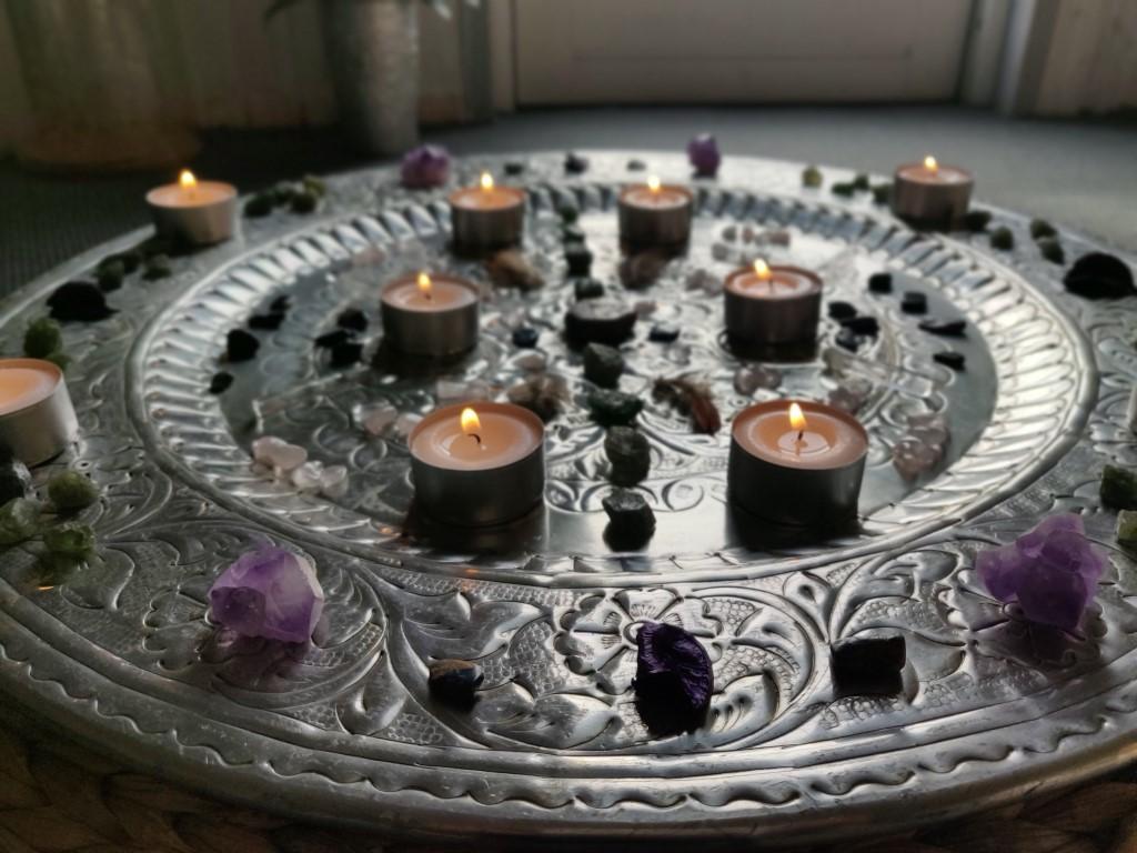 Energiopdatering februar 2021, krystaller, intuitivt, guddommelige feminine